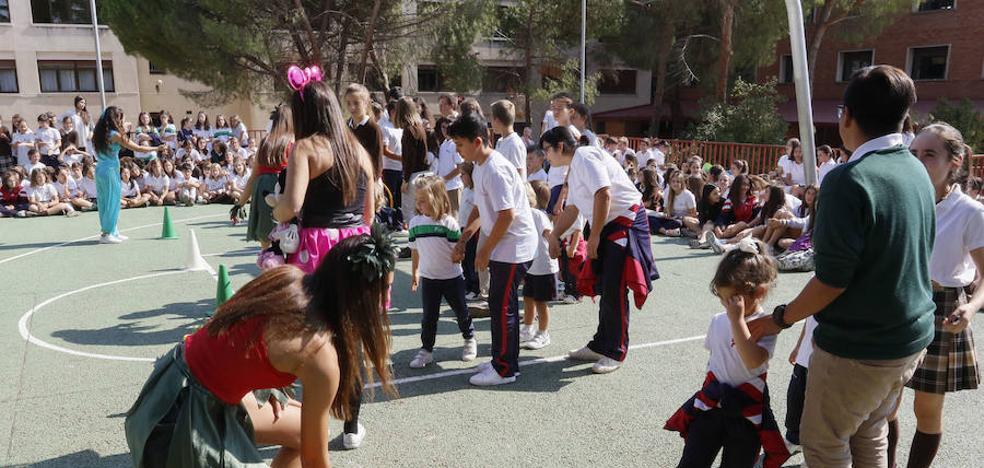 El colegio Santa Teresa de Jesús celebra unas fiestas muy especiales