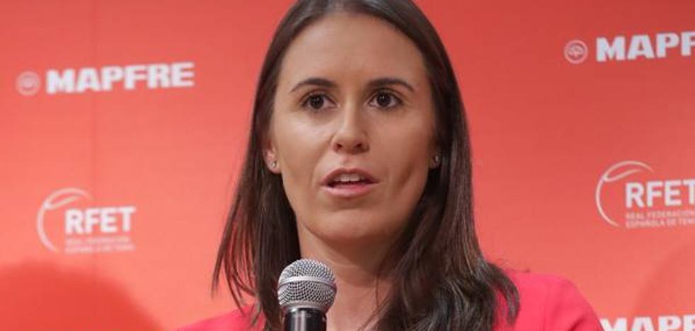 Anabel Medina: «La capitanía estaba por delante de todo»