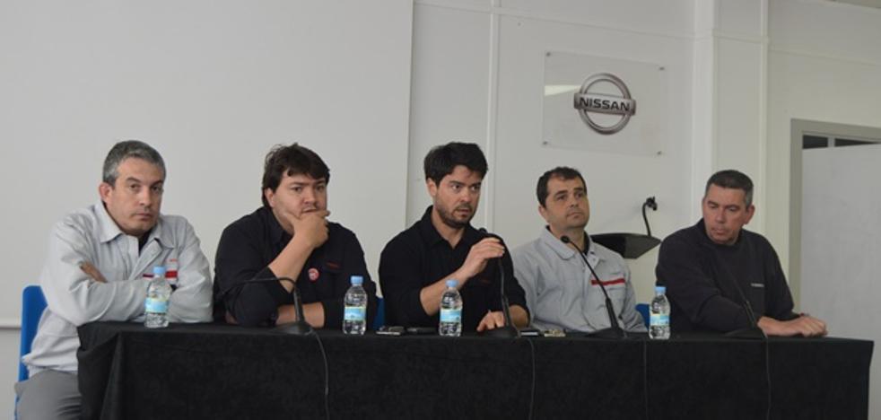 Nissan y Comité de Empresa firman el acuerdo por la pervivencia de la planta en Ávila