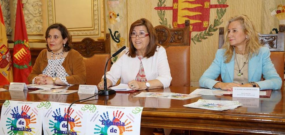 Cuatro centros educativos acogen la iniciativa 'Escuela de Familias'
