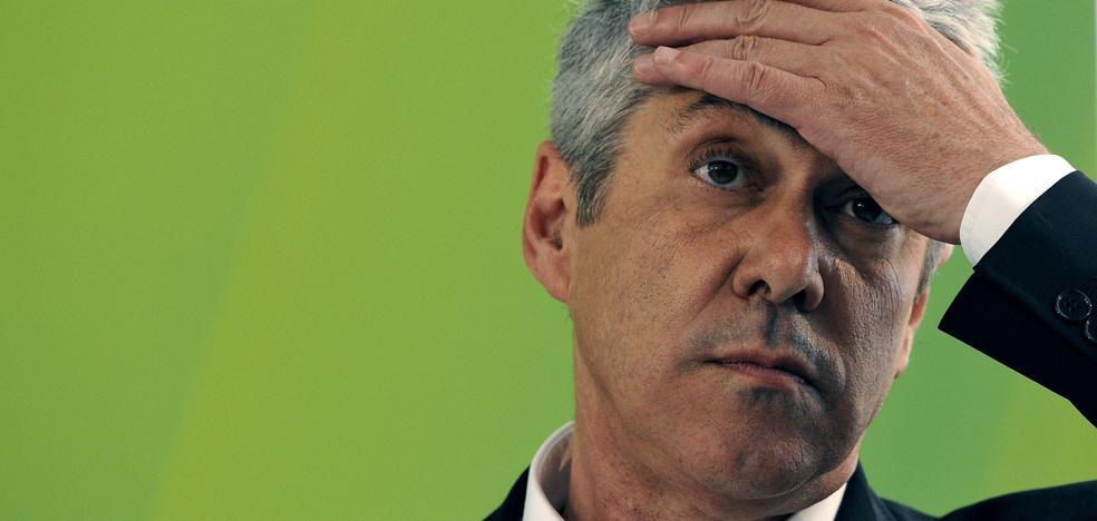 José Sócrates, acusado de 31 delitos de corrupción y de acumular millones en Suiza