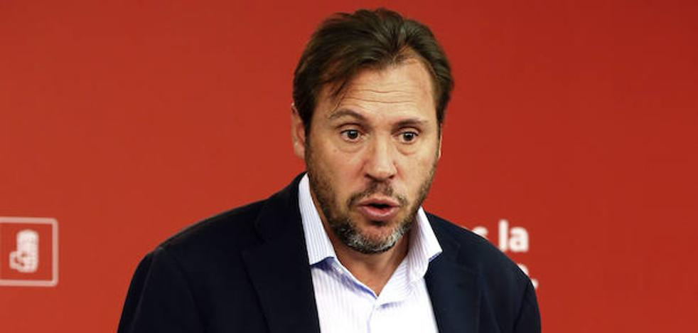 Óscar Puente cree que declarar y suspender la independencia fue un «esperpento»