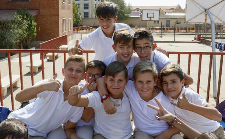 Las fiestas del Colegio Santa Teresa de Jesús de Salamanca
