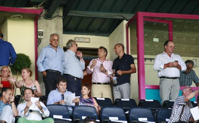 El CF Salmantino se reúne con Sito para saber su disposición a entrenar al equipo
