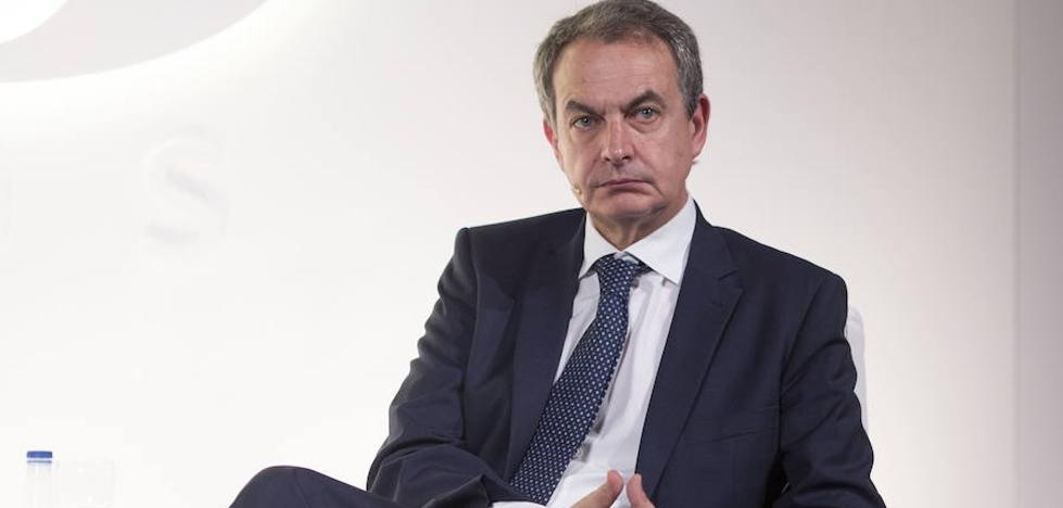 Zapatero recogerá un premio en Valladolid por su apoyo a la memoria histórica