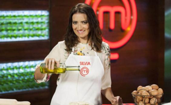 Sorprendente expulsión de Silvia Abril en 'Masterchef Celebrity 2'