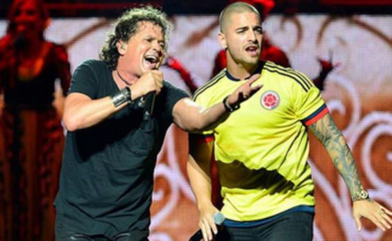 Carlos Vives vuelve a criticar la música de Maluma