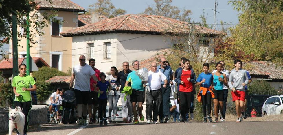 Un ramo de flores por testigo entre Valladolid y el Henar