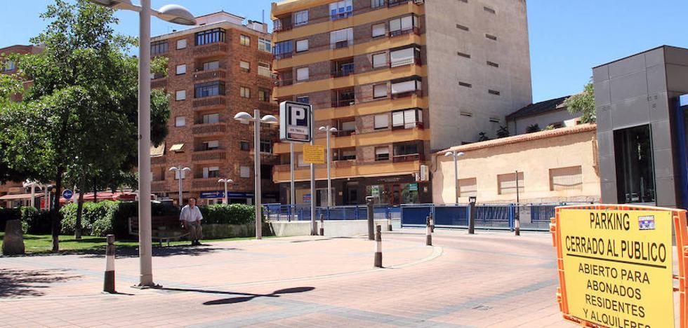 La alcaldesa intentará recuperar la gestión del 'parking' de José Zorrilla a finales de año