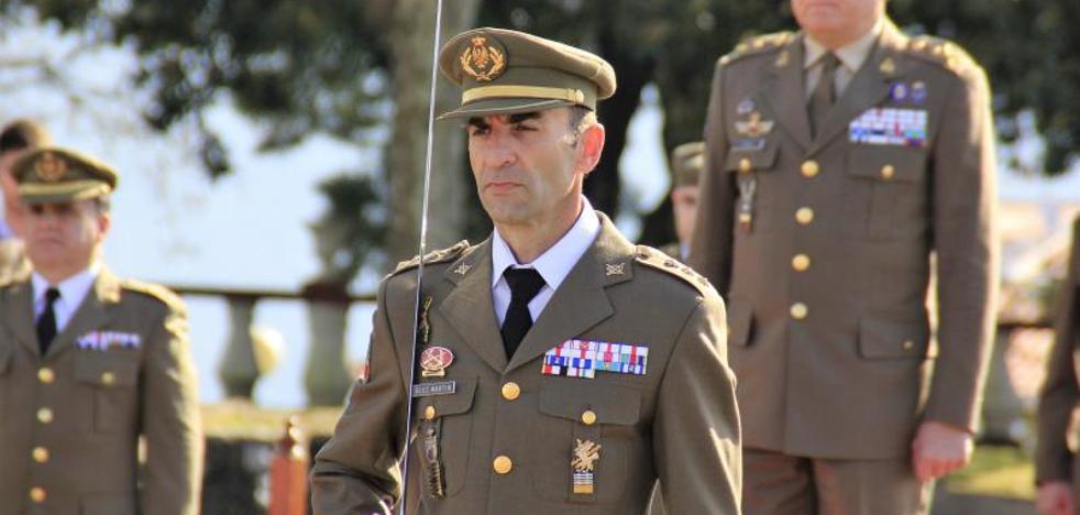 El coronel González tomará posesión el día 23 como nuevo delegado de Defensa