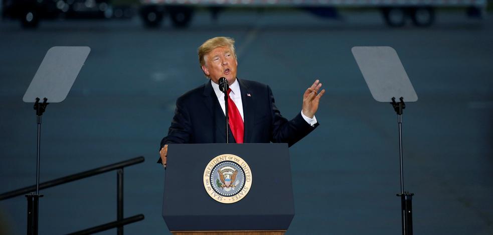 Trump, acusado por Corea del Norte de encender «la mecha de la guerra»