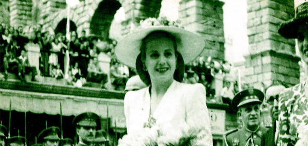 Y llegó Eva Perón