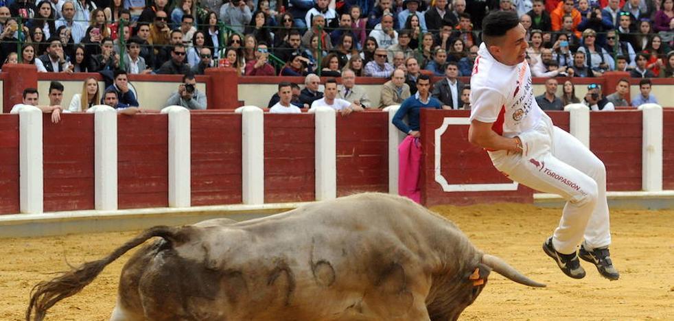El vallisoletano 'Use', revalida el título de Campeón de España de Cortes