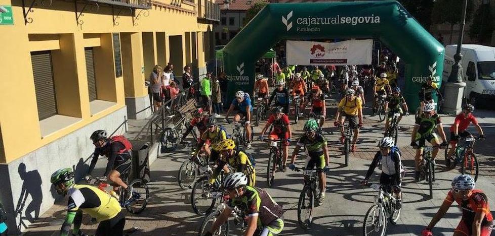 Valverde cierra el calendario provincial de bicicletas de montaña