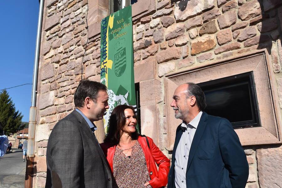 Brañosera celebra su condición de primer municipio de España