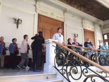 El Palacio Provincial de la Diputación abre sus puertas