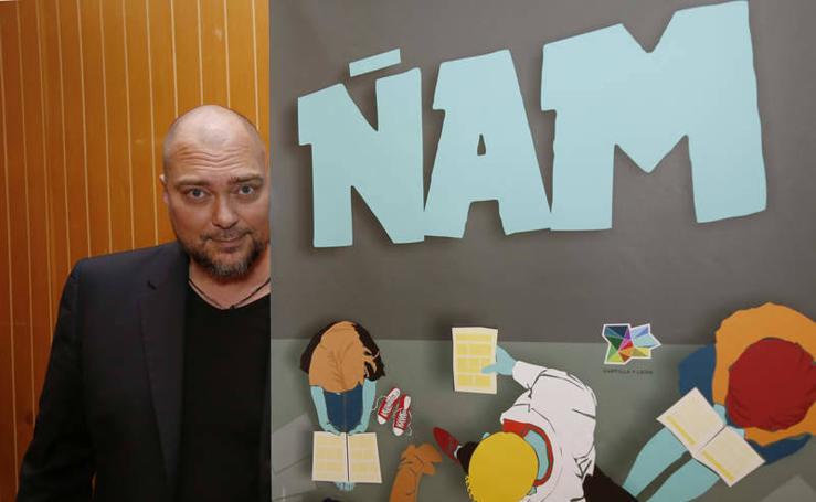 Festival del cómic Ñam en Palencia