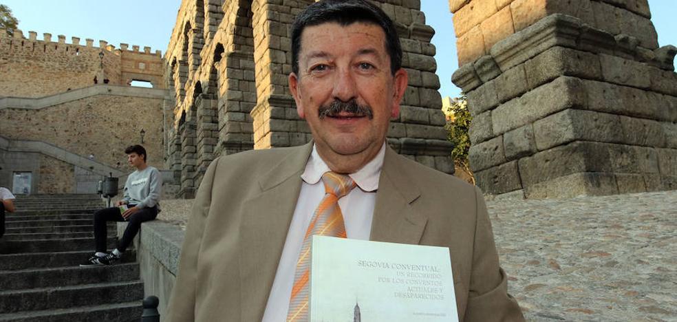 «Sería una catástrofe que desaparecieran los 11 conventos que quedan en Segovia»