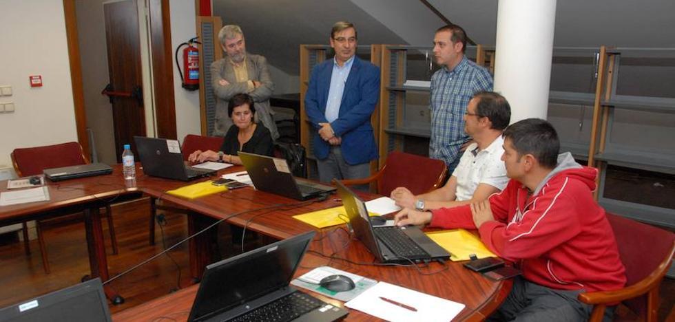 La Casa del Sello alberga la nueva Aula de Formación de la Diputación