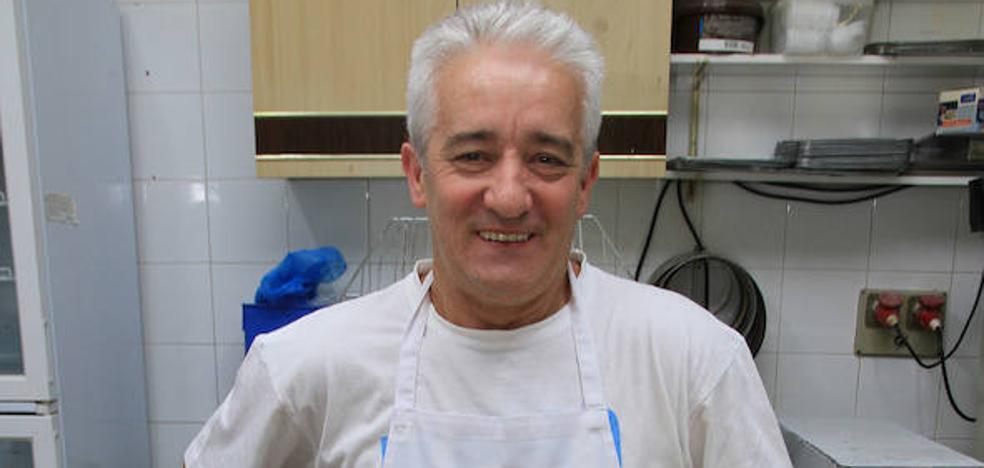 Jesús Manso deja la presidencia de los pasteleros segovianos tras veinte años