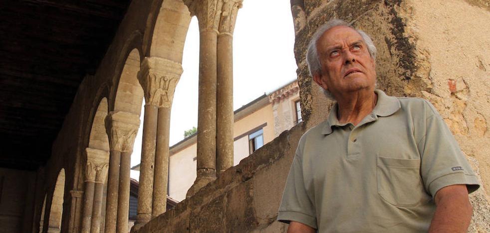 Ramón Masegosa recibirá este año la distinción de Amigo de San Frutos
