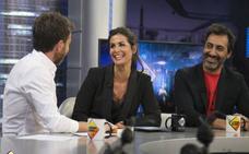 Nuria Roca y su marido se definen como una pareja abierta