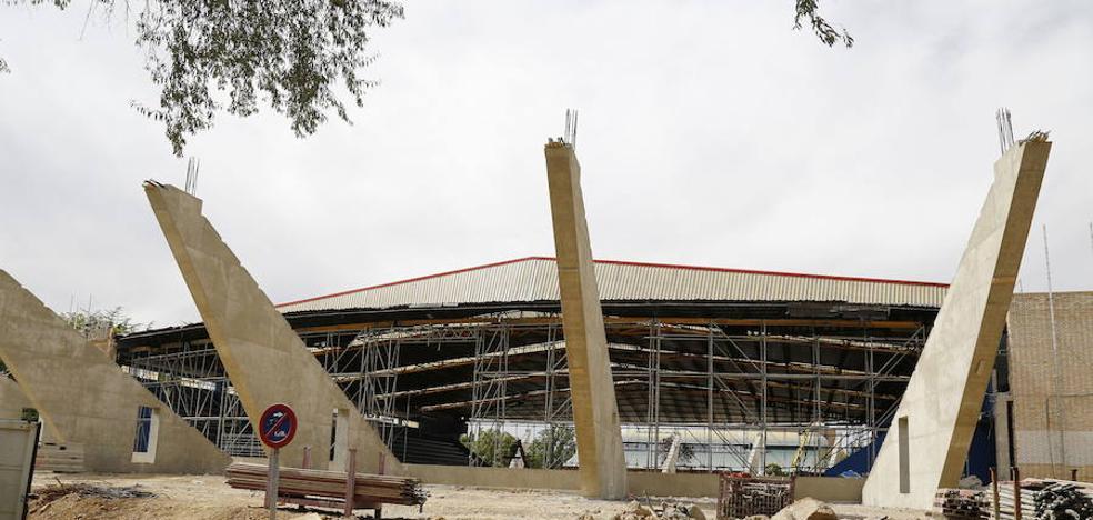 El Ayuntamiento incorpora 1,5 millones para reformar Becerro de Bengoa y el aparcamiento del pabellón