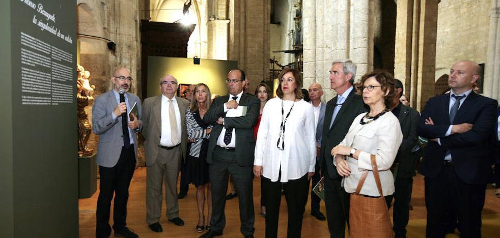 La exposición de Berruguete en Paredes alcanza las 5.300 visitas
