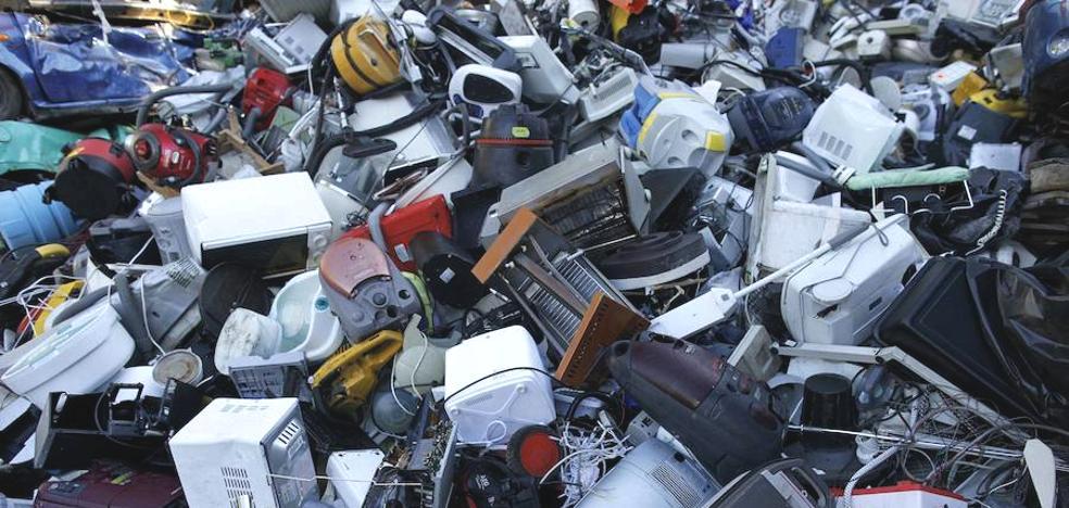 La vía de la reutilización para los residuos electrónicos