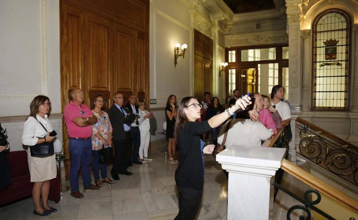 Visita guiada al Palacio Provincial de Palencia