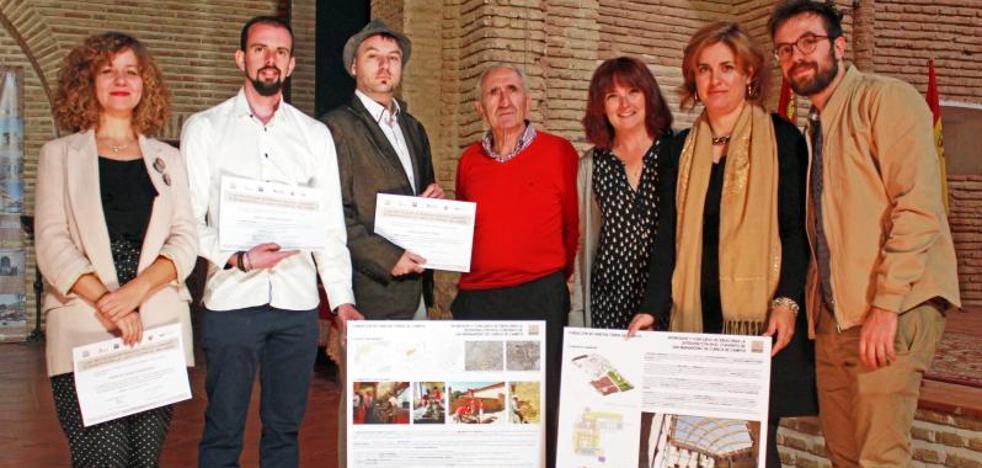Un 'spa' o una residencia para artistas, ideas para rehabilitar el convento de San Bernardino