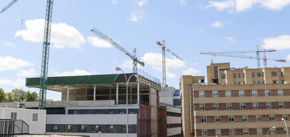 Las obras del Hospital aglutinan con 35 millones la principal inversión de la Junta