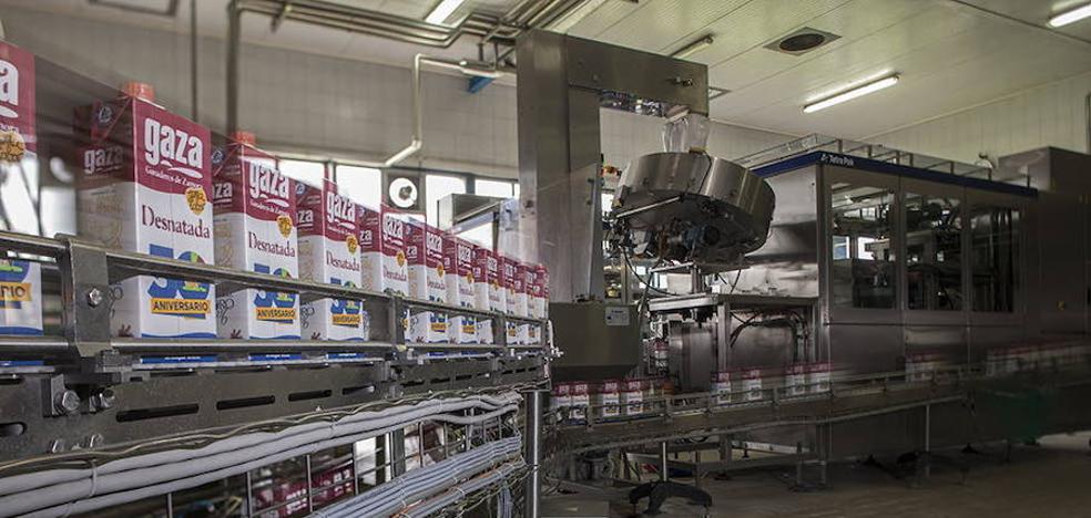 Una empresa china se interesa por los productos de la cooperativa zamorana Gaza