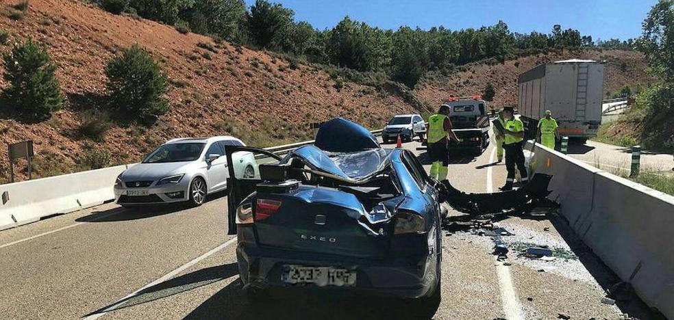 Este es el tramo más peligroso de las carreteras segovianas