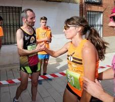 Óscar Fernández Giralda y Andrea Román ganan también en Corcos