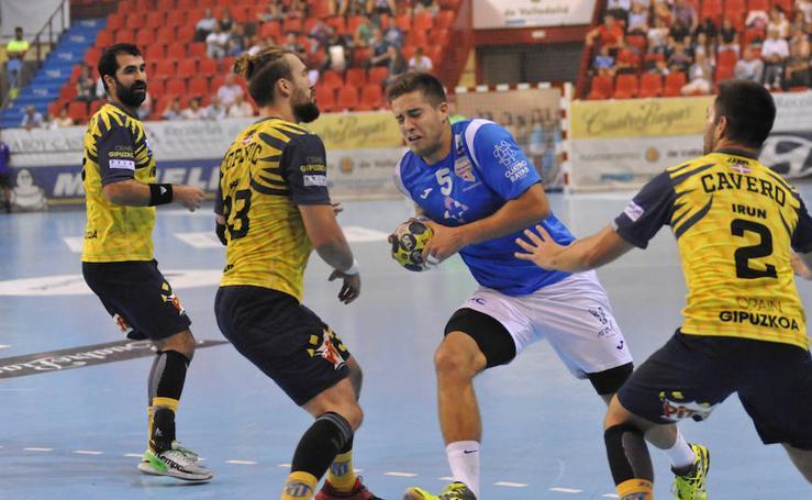 Atletico Valladolid 29-Bidasoa 28