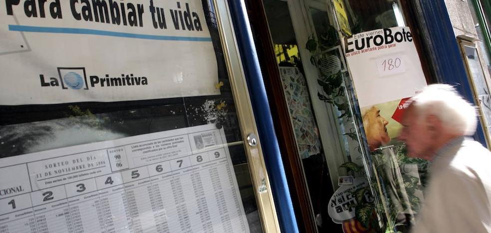 La Primitiva deja 784.000 euros en Santa María del Campo