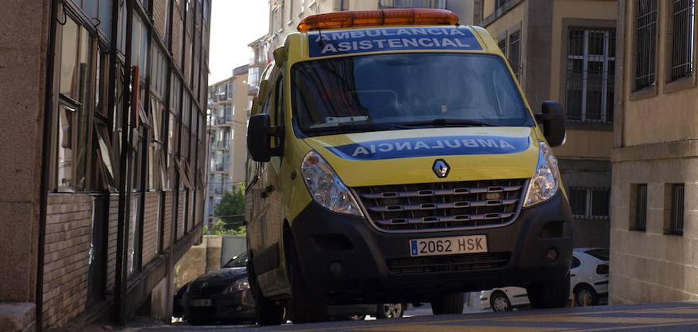 Así debes actuar cuando ves una ambulancia detrás de tu vehículo