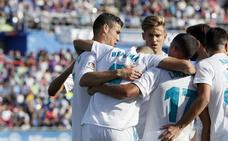 Cristiano y Benzema, amigos para siempre