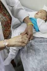 Cientos de personas se concentran para pedir pediatría 24 horas en Benavente