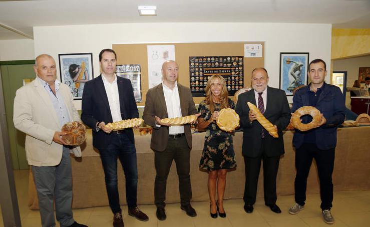 Presentación de la II Semana del Pan de Palencia