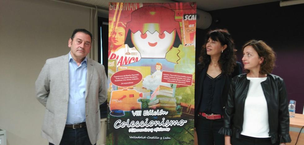 La Feria del Coleccionismo alcanza su octava edición con 300.000 objetos