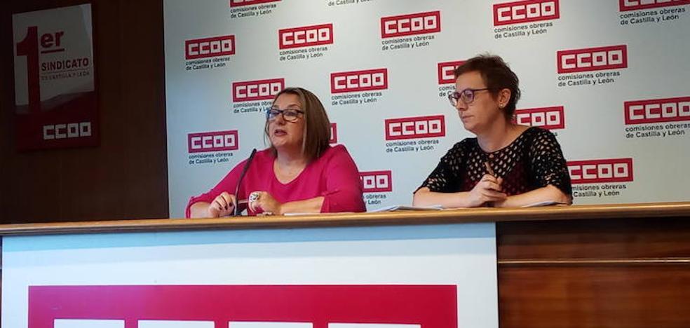 CC OO alerta sobre la «creciente» pobreza de los trabajadores