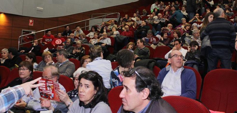 Convocados los concursos de cortometrajes de la próxima Muestra de Cine de Palencia