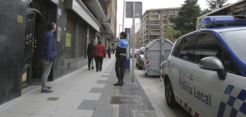 La Policía Local se adiestró en el uso de armas largas tras el atentado de Barcelona