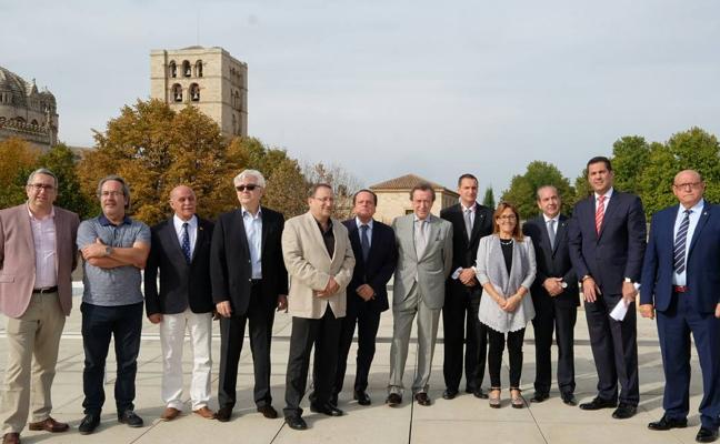 'Zamora 10' logra el apoyo de las instituciones para impulsar proyectos para la provincia