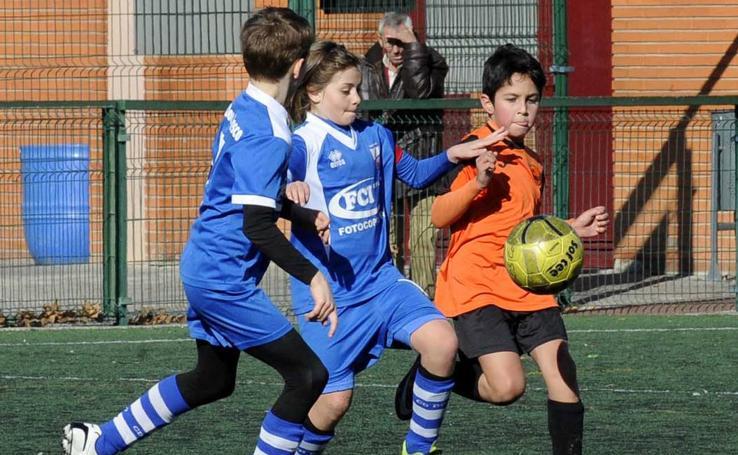 Deporte Base del 7 y 8 de octubre. Valladolid (2/2)