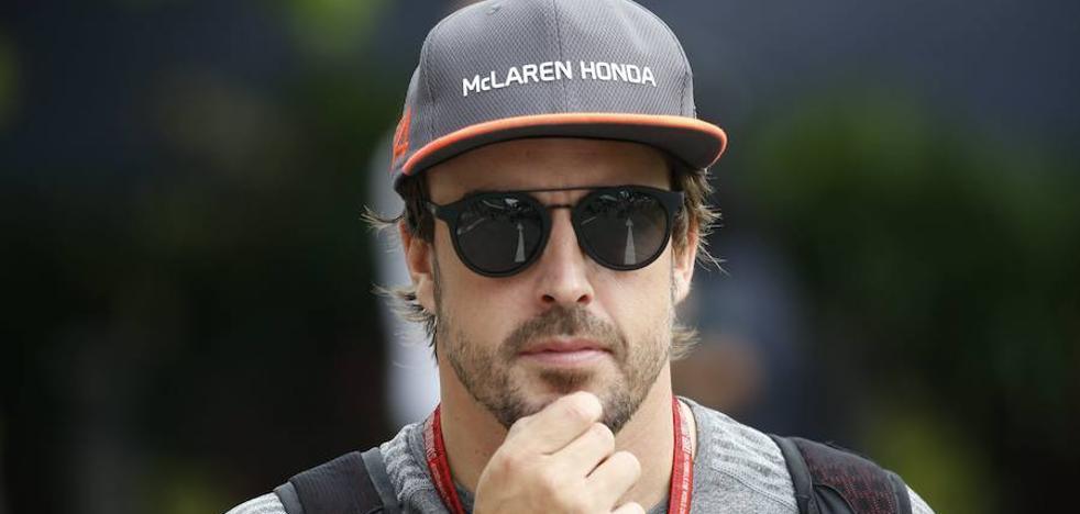 Fernando Alonso: «Tenemos potencial para sumar puntos»