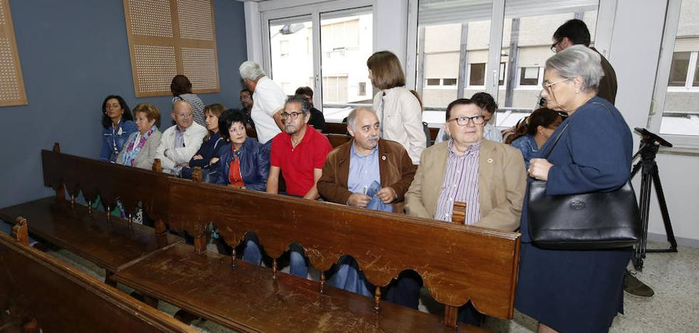Arranca en Palencia el juicio civil por la explosión de Gaspar Arroyo