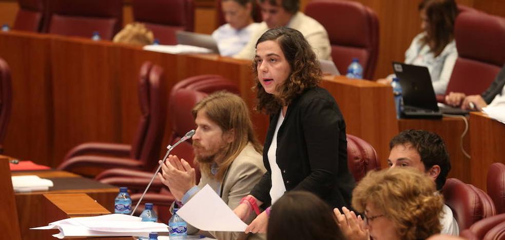 Podemos critica que Segovia sigue en el vagón de cola en las cuentas de la Junta